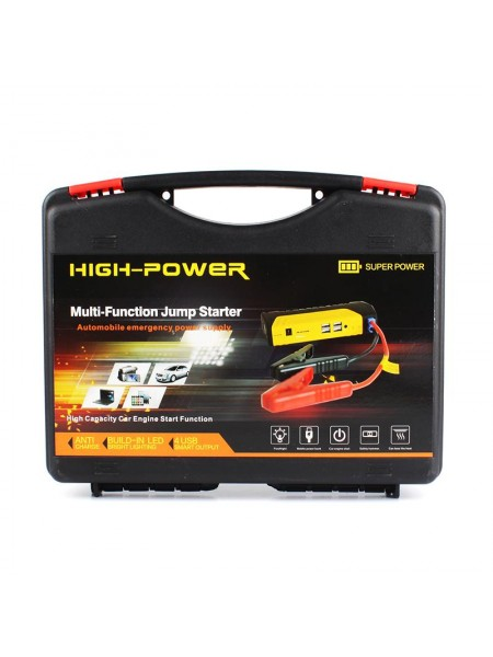 Автомобильное пускозарядное устройство High Power TM15 68800mAh