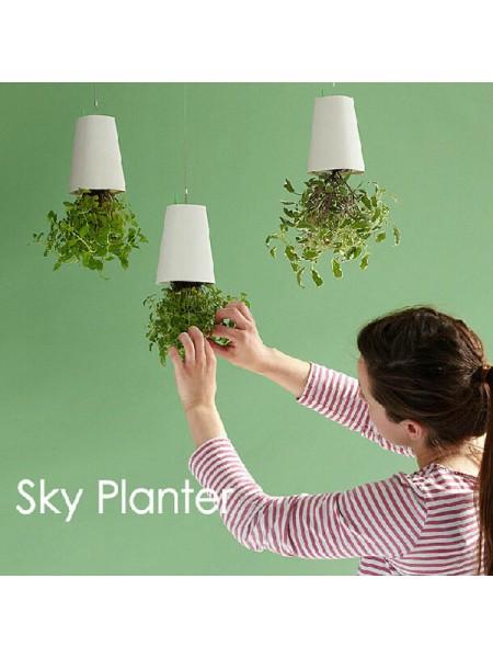 Подвесной горшок Sky Planter для цветов