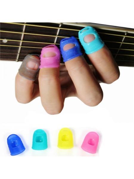 Накладки на пальцы для игры на гитаре (10 шт.)