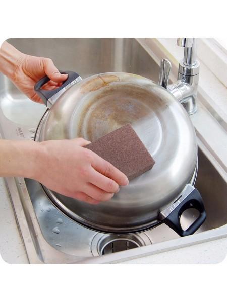 Волшебные губки для очистки домашней посуды (2 шт.)