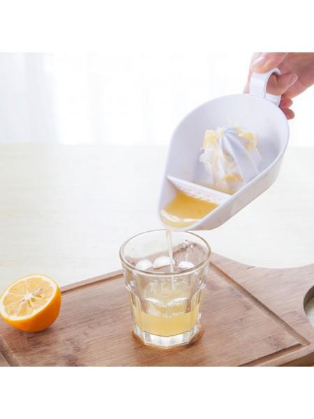 Ручная соковыжималка с чашей для цитрусовых