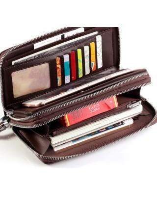 Мужской Business клатч-кошелек