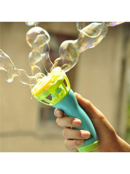Машинка-генератор мыльных пузырей для детей