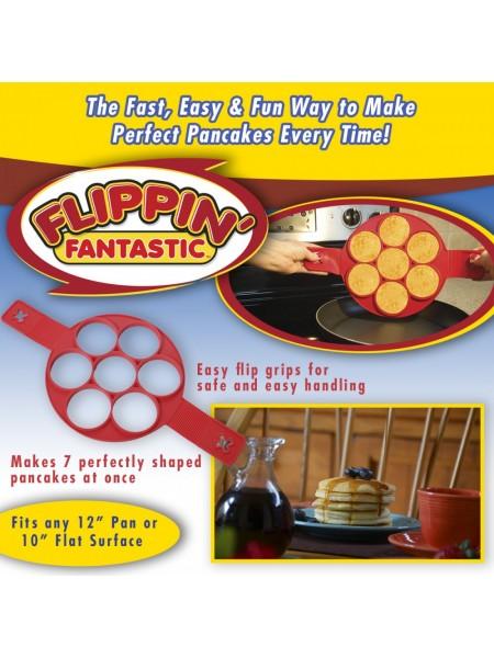 Форма Flippin Fantastic для приготовление быстрых блинчиков