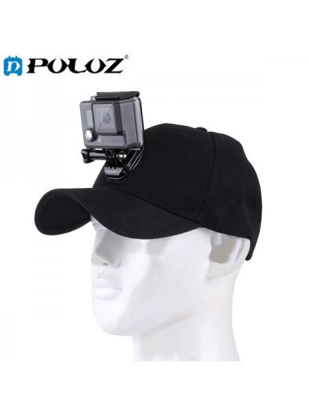 Бейсбольная кепка с креплением для GoPro