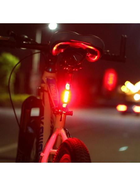 Велосипедный USB фонарь