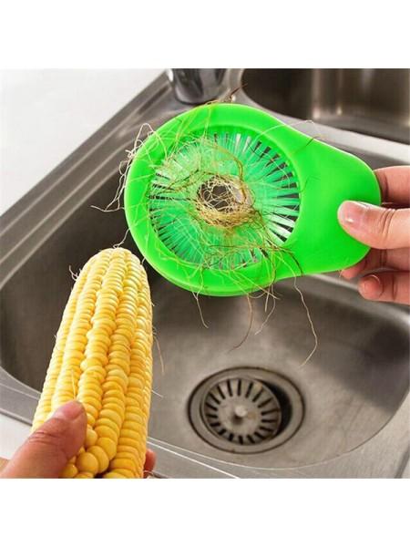 Щетка для очистки кукурузы KCASA