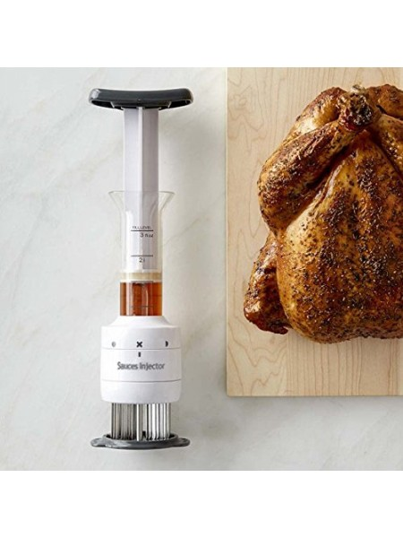 Тендеризатор для мяса с функцией впрыска маринада