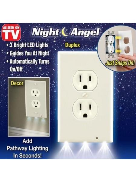 Подсветка для розеток Night Angel