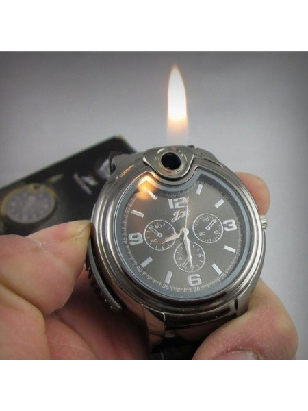 Наручные часы с зажигалкой