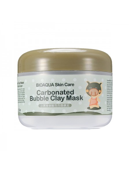 Очищающая кислородная маска Bioaqua