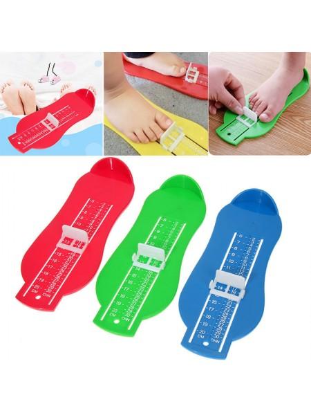 Устройство для измерения длины стопы ребенка