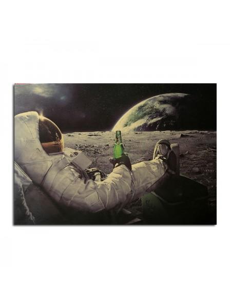 Настенный плакат «Астронавт» (52x 36см)
