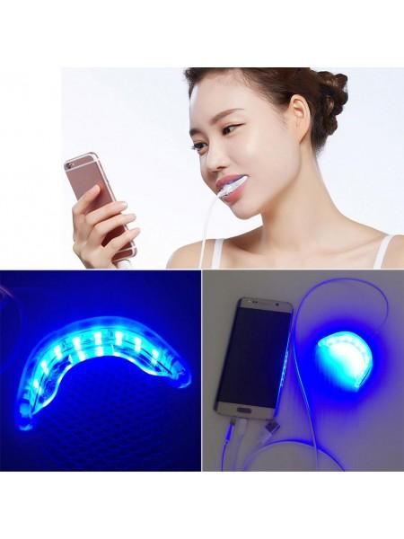 USB капа для отбеливания зубов