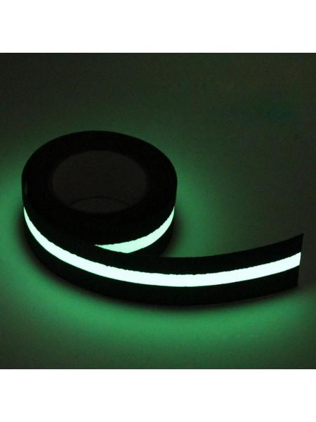 Светящаяся люминесцентая клейкая лента (5м)