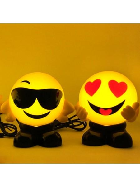 Настольный светильник Emoji LED