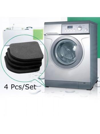 Антивибрационные подкладки для стиральной машины (4 шт.)