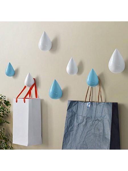 Настенный держатель-вешалка Water Droplets