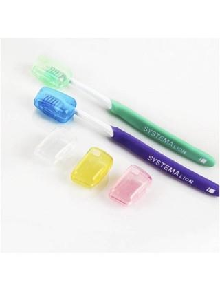Дорожный футляр для зубной щетки (5 шт.)