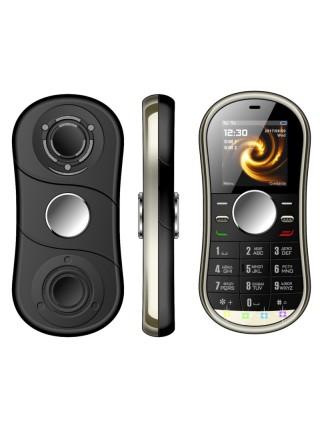 Телефон спиннер MU9 (2-SIM карты, русская клавиатура)