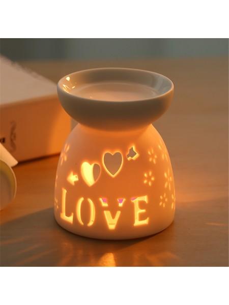 Керамическая лампа для ароматерапии