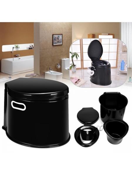 Портативный туалет для кемпинга и путешествий