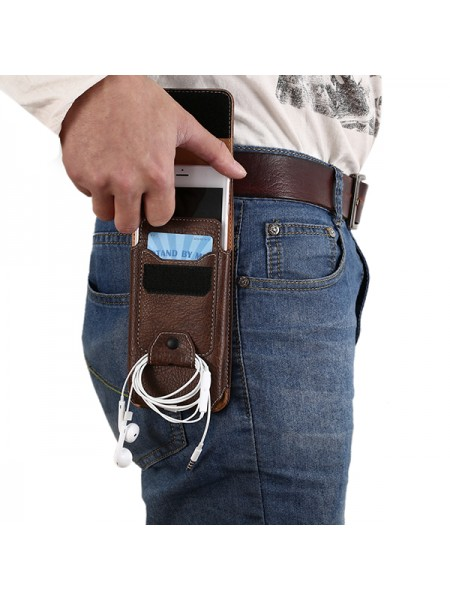 Сумка для телефона на пояс
