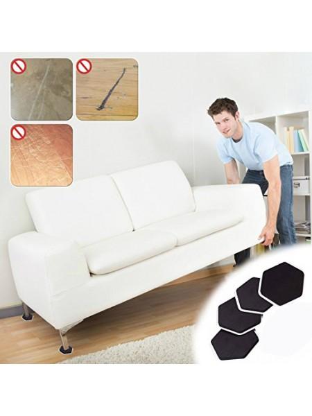 Подкладки для передвижения мебели (4 шт.)