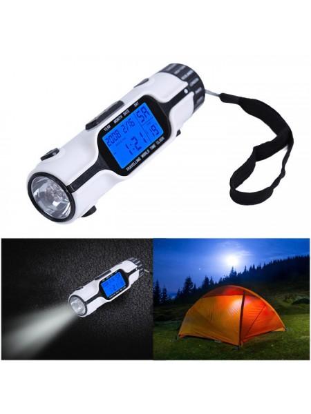 Многофункциональный светодиодный фонарик для кемпинга