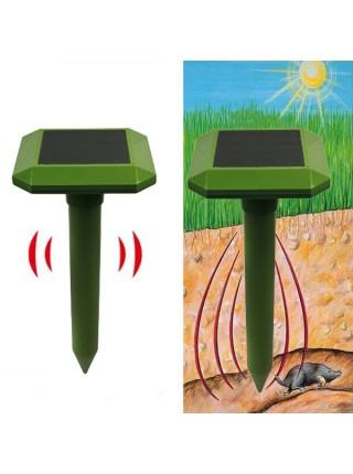 Отпугиватель грызунов на солнечной батарее