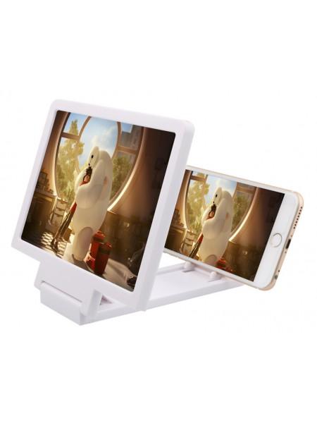 Подставка - 3D увеличитель для экрана телефона