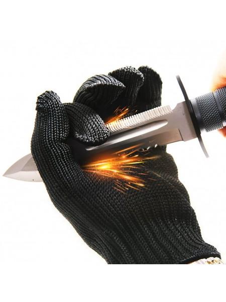 Антирежущие перчатки для защиты рук от порезов