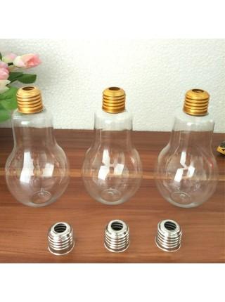 Бутылочка для воды и напитков в виде лампы