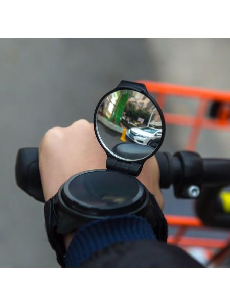Наручное зеркало заднего вида для велосипедиста
