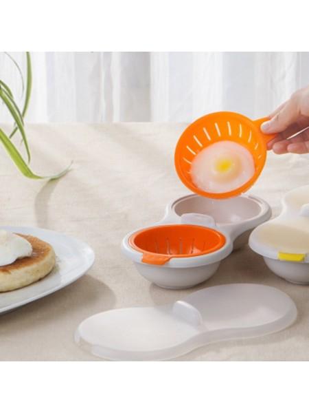 Контейнер для приготовления 2 яиц в СВЧ печи