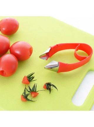 Нож для удаления сердцевины из томатов