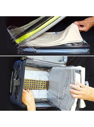 Органайзер для укладки и хранения футболок (20 пачек)
