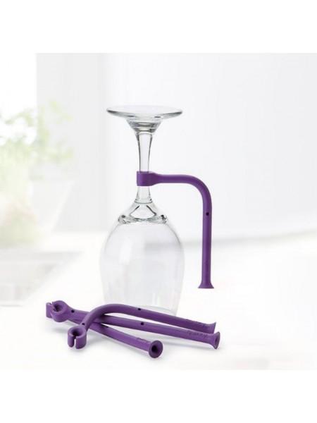 Силиконовые держатели для мытья бокалов в посудомоечной машине