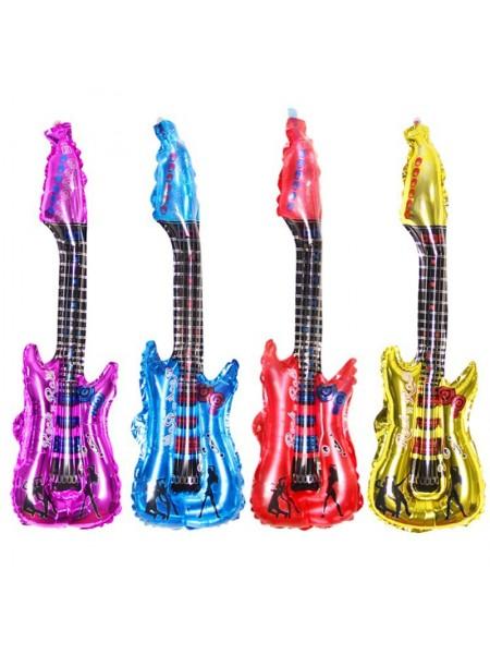 Детская надувная гитара 5 шт.