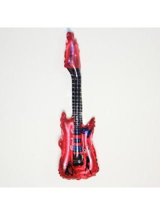 Детская надувная гитара (5 шт.)
