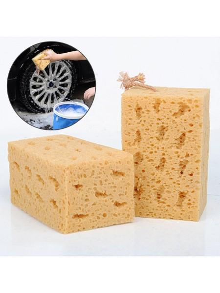 Большая губка для мытья автомобиля