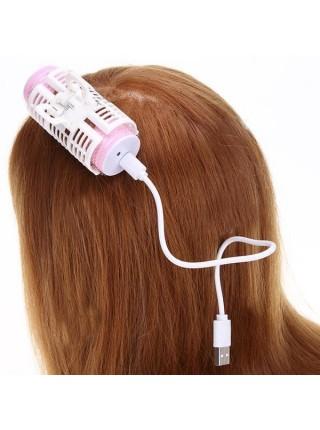 Электрическая USB бигуди для завивки волос
