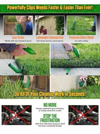 Триммер газонокосилка Zip Trim для сада