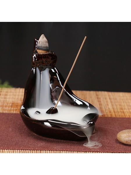 Керамическая горелка для конусов благовония