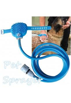 Щетка душ для собак Pet Bathing Tool