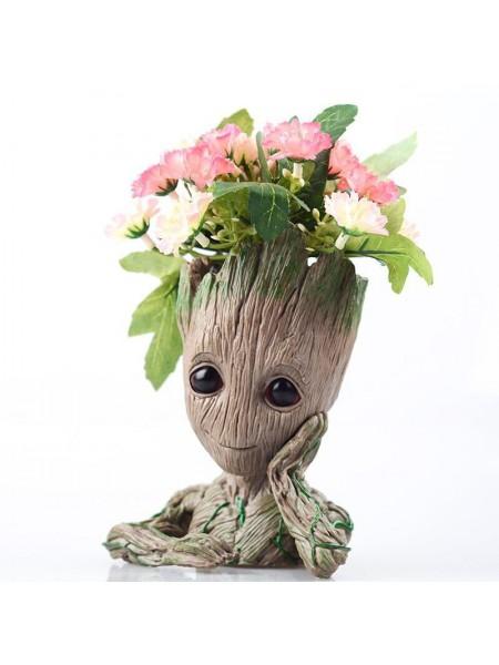 Цветочный горшок Грут