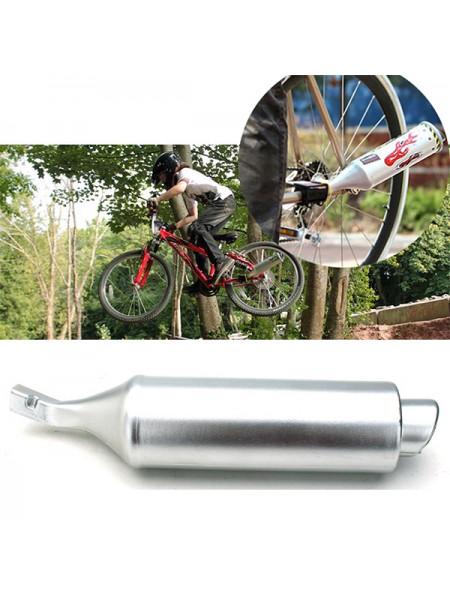 Велосипедная выхлопная турбина с звуковым эффектом