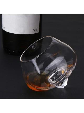 Элегантные хрустальные бокалы для виски (2 шт.)
