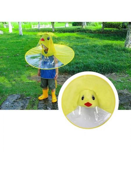 Детский костюм дождевик утенок
