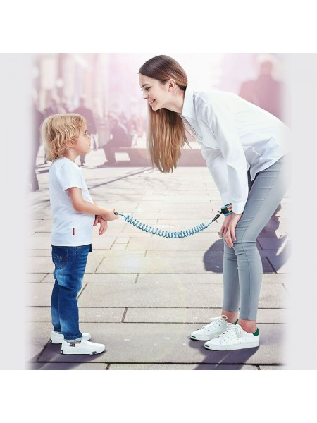 Страховочный браслет для детей с замком